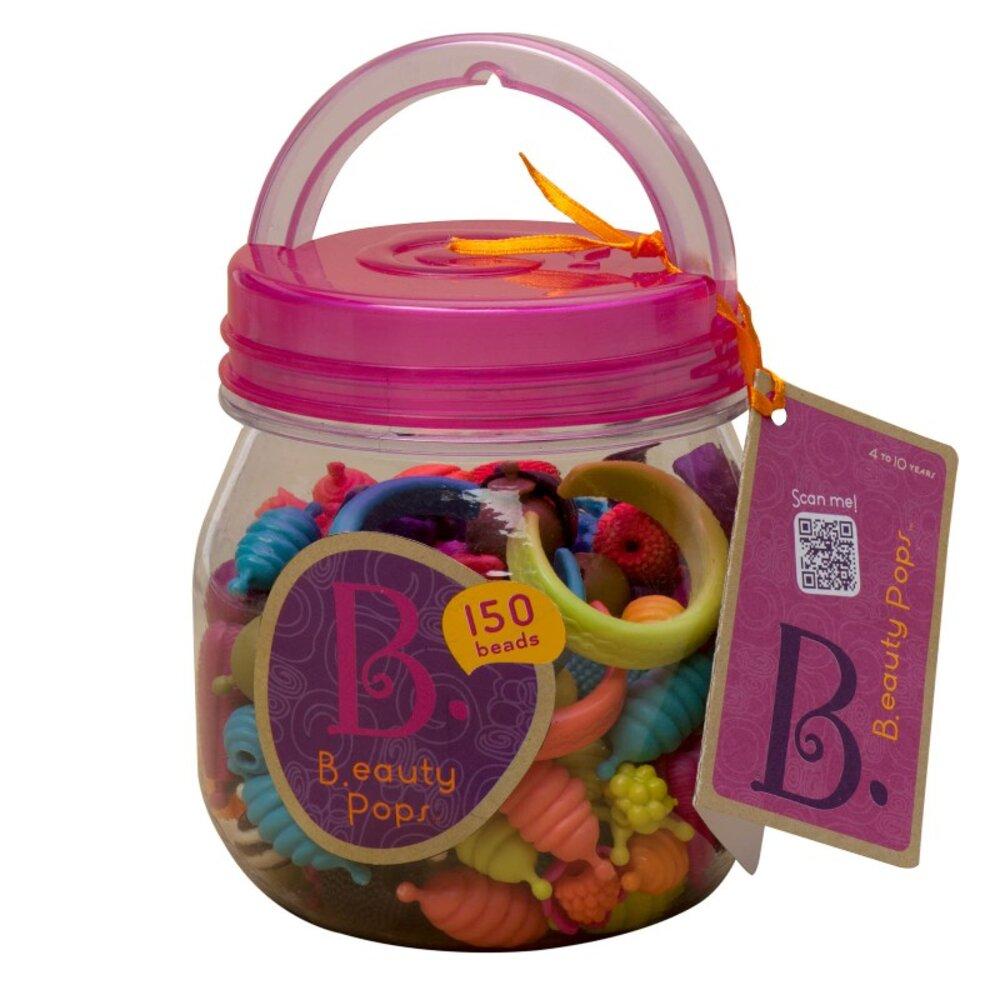 Image of   B Toys B.eauty Pops Perler - 150 Stk