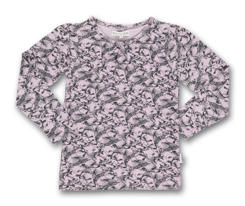Image of   Bombibitt T-shirt - Rose Mel.