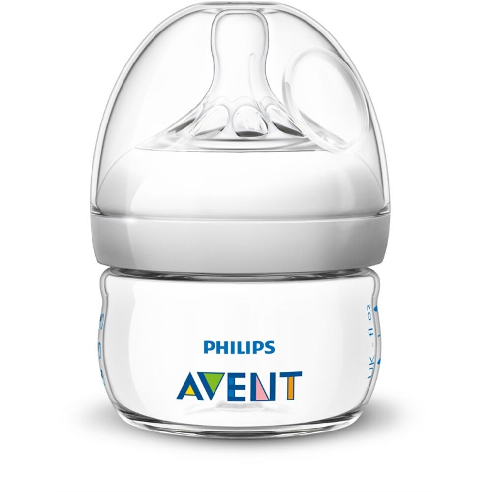 Philips Avent Natural Sutteflaske - 60 Ml.