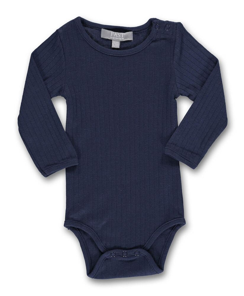 Image of   Bombibitt Baby Bodystocking - Navy 015