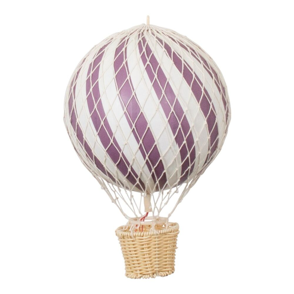 Image of   Filibabba Luftballon 20 cm - Plum