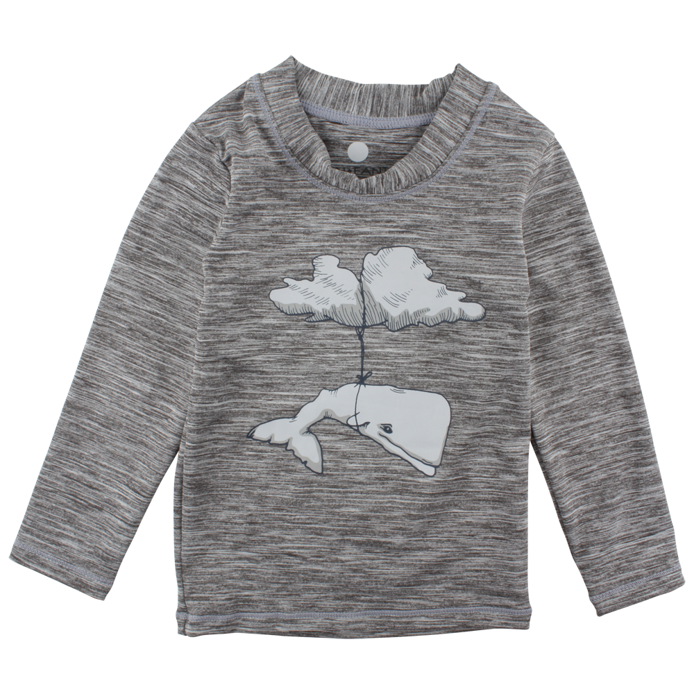 Image of   En Fant Ever LS Top - 01-71 GREY