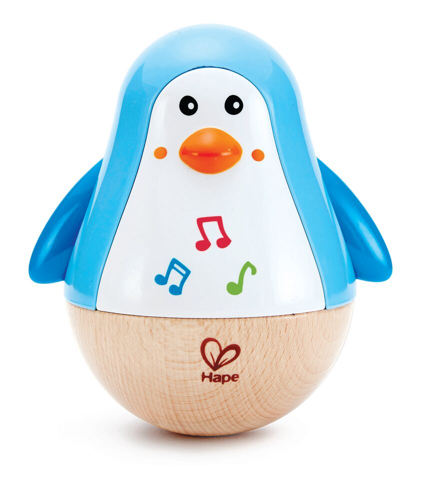 Image of   Hape Penguin Musical Wobbler