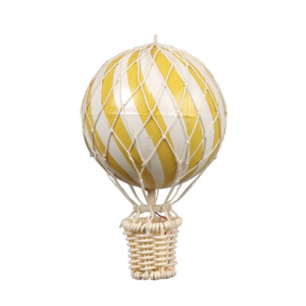 Image of   Filibabba Luftballon Lemon 10 Cm