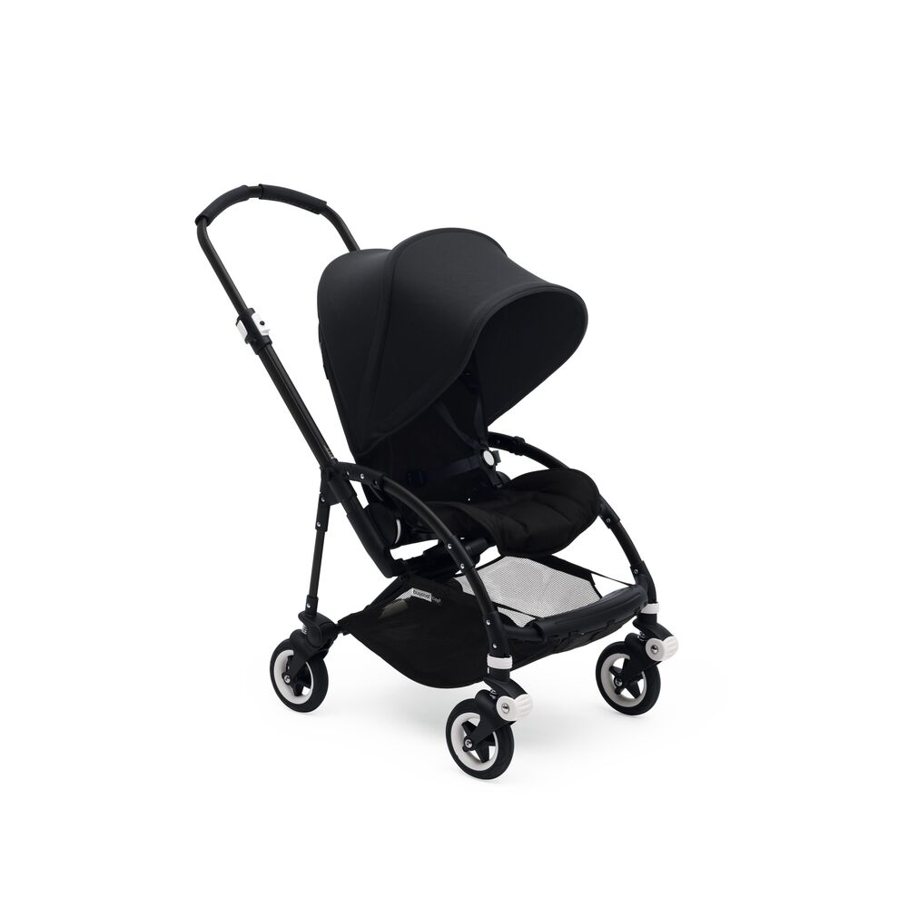 Image of   Bugaboo Bee5 Complete Black/Black