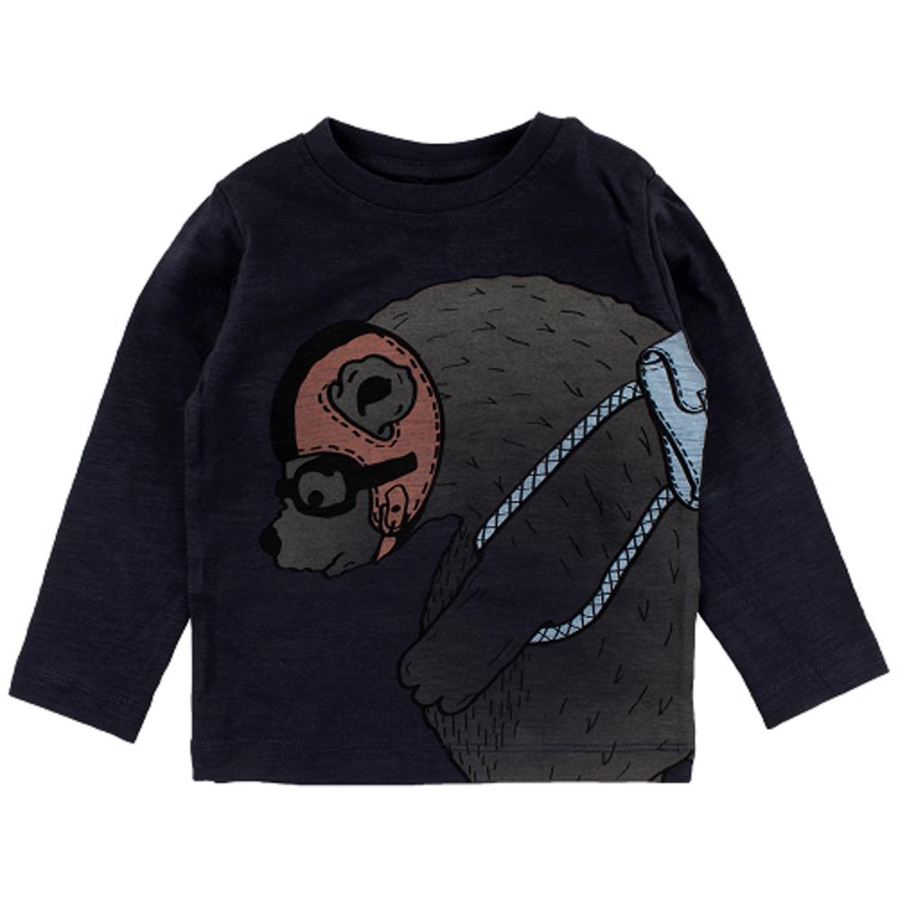 Image of   En Fant Forrest Langærmet T-shirt - 03-61 Blå