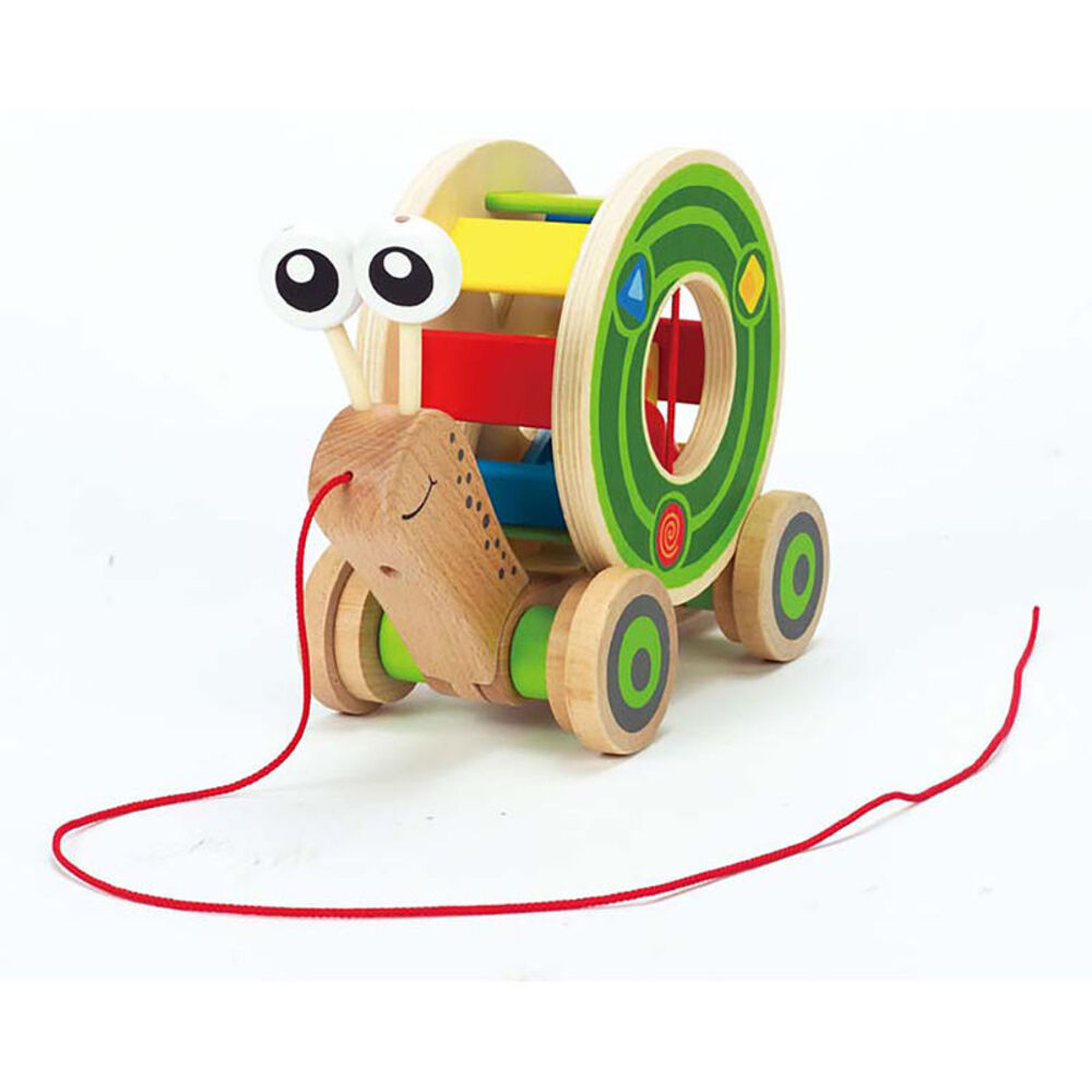 Image of   Hape Walk-A-Long Snail