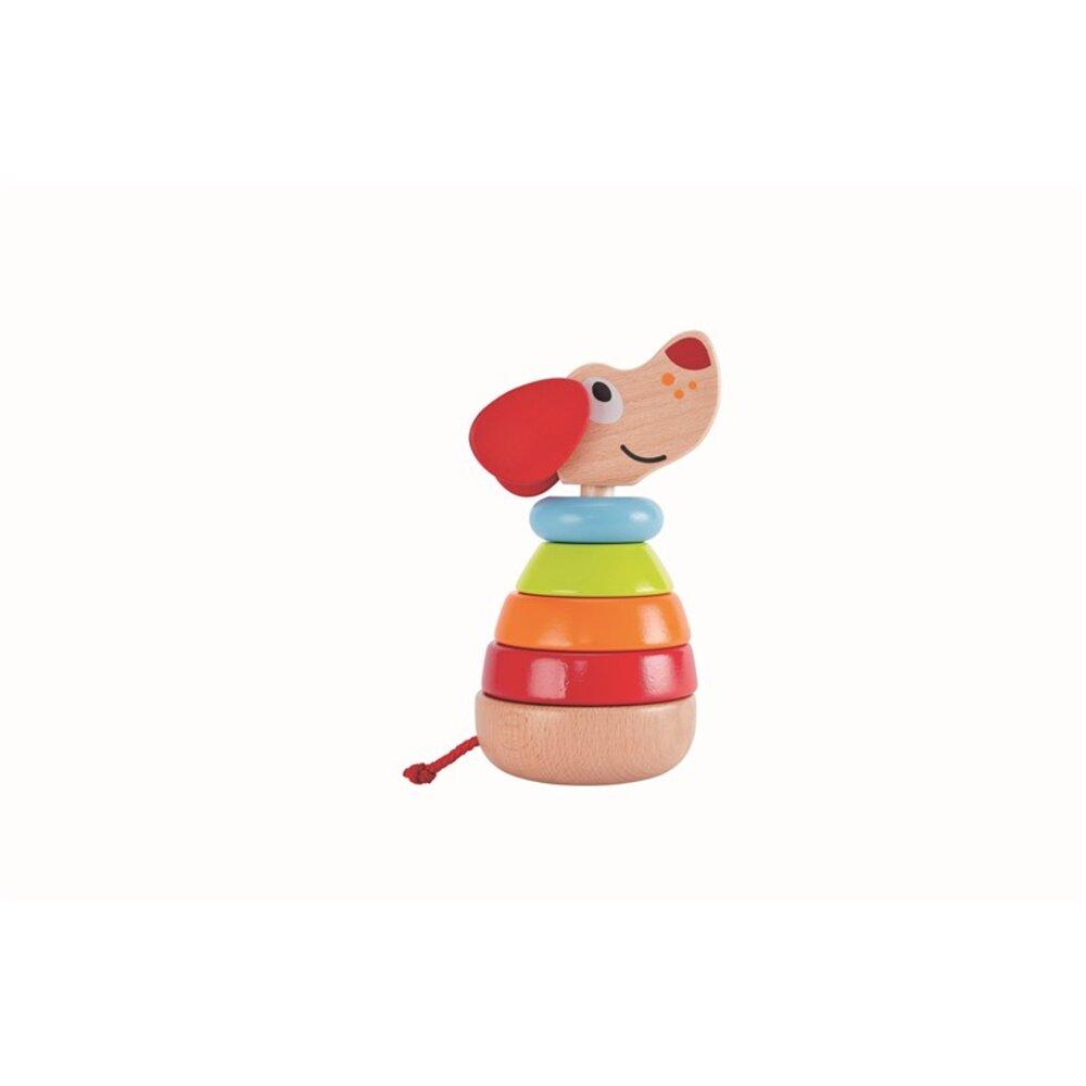 Image of   Hape Stabel Hund Pepe Med Lyd
