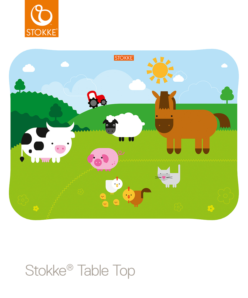 Image of   Stokke® Table Top for Tripp Trapp®