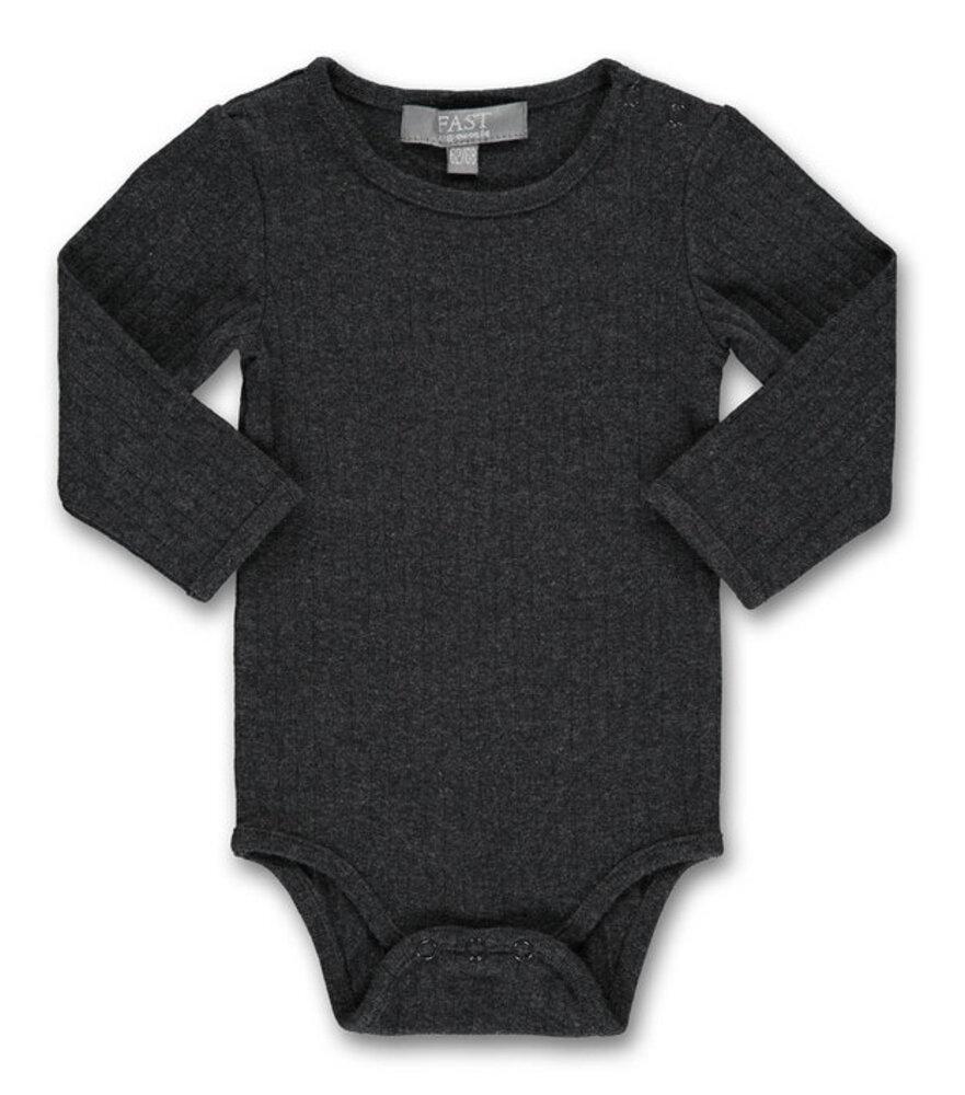 Image of   Bombibitt Baby Bodystocking - Antrasit/310