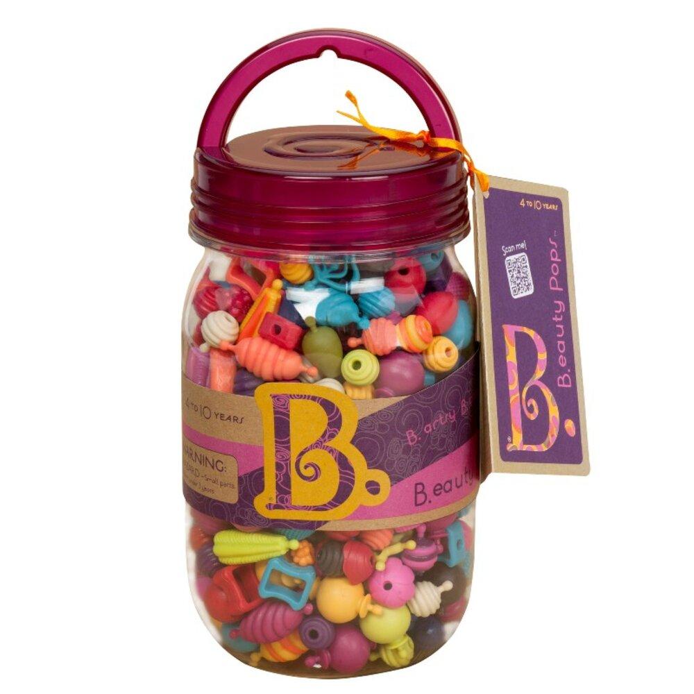 Image of   B Toys B.eauty Pops - perler 275 stk