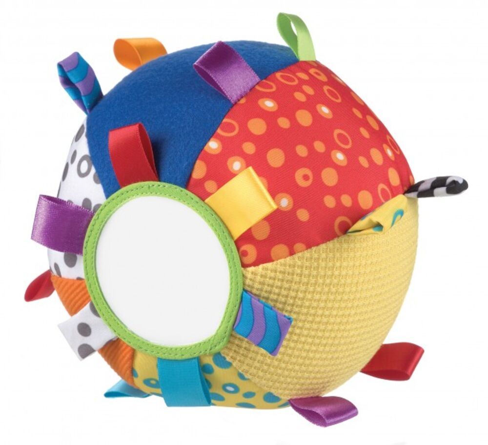 Image of   Playgro Loopy Loops Bold