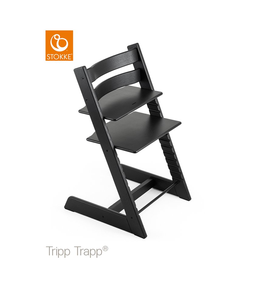 Image of   TRIPP TRAPP® Højstol - Oak Black