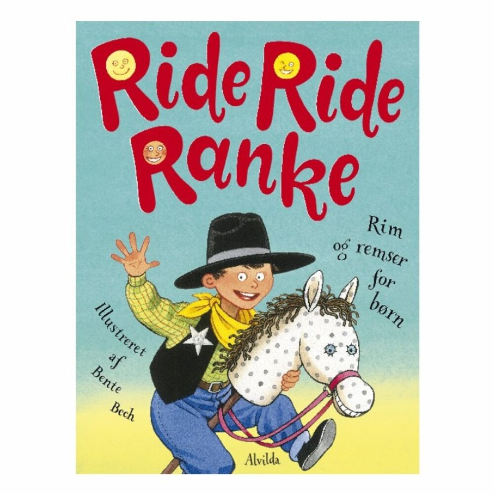 Image of   Alvilda Ride, Ride Ranke