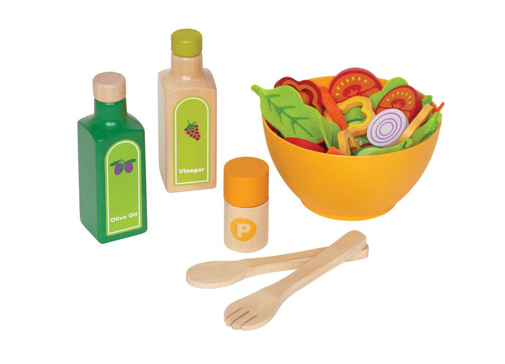 Image of   Hape Blandet Salat