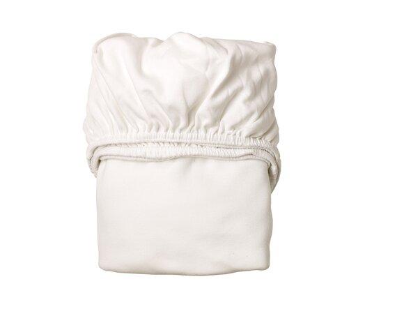 Velsete Leander® jersey lagen til babyseng, 2 pk. - Hvid - Babysam.dk RA-56