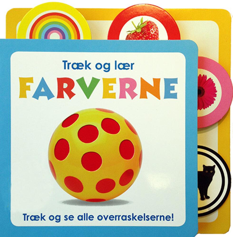 Image of   Alvilda Træk og lær FARVERNE