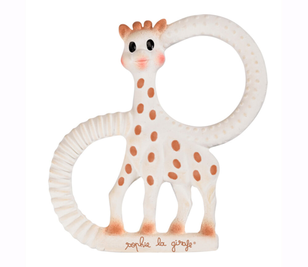 Image of   Sophie la Girafe So Pure Bidering Very soft