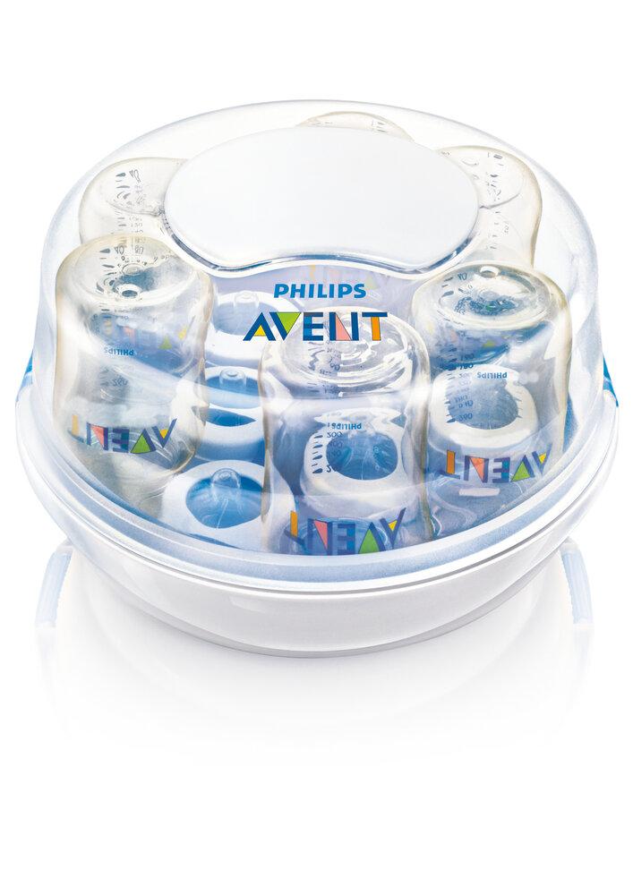 Image of   Philips Avent Dampsterilisator t/mikrobølge