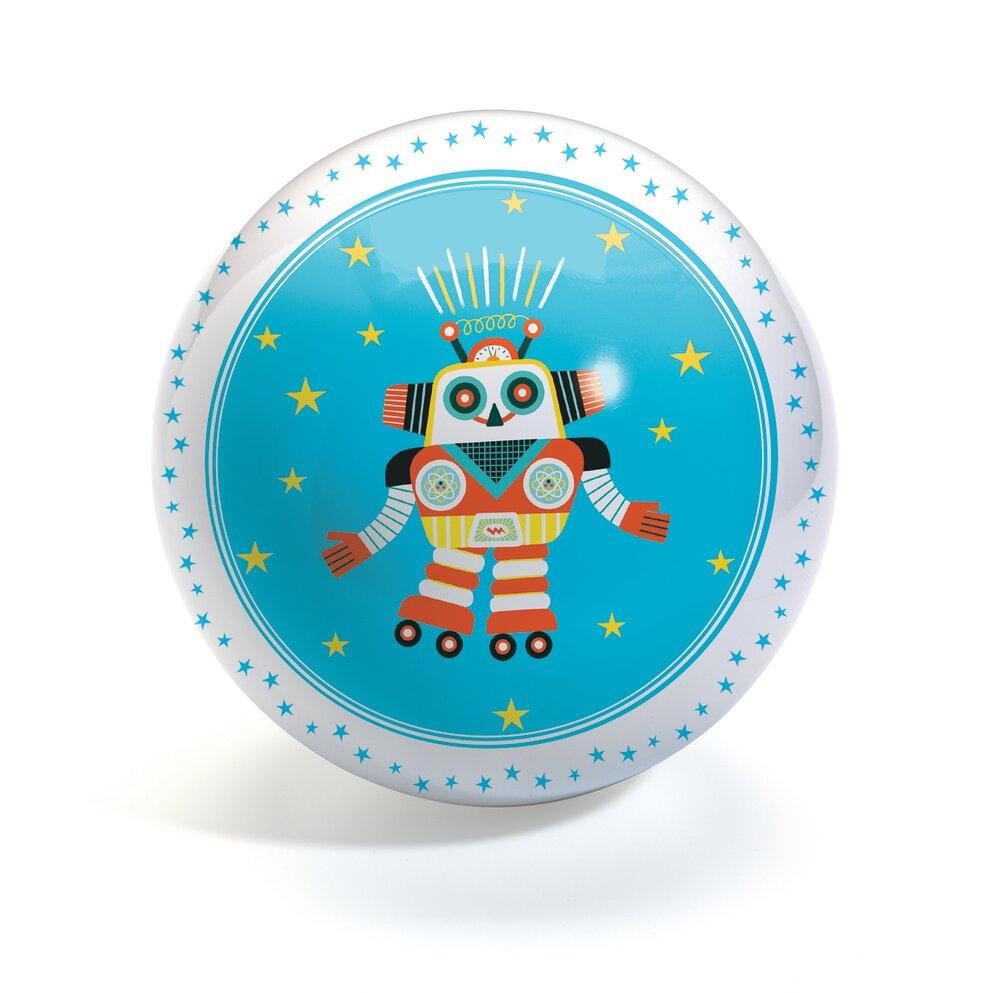 Image of   Djeco Bbold ø12 cm, Robotter