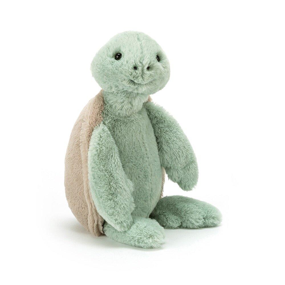 JellyCat Bashful Skildpadde, Lille 18 cm thumbnail