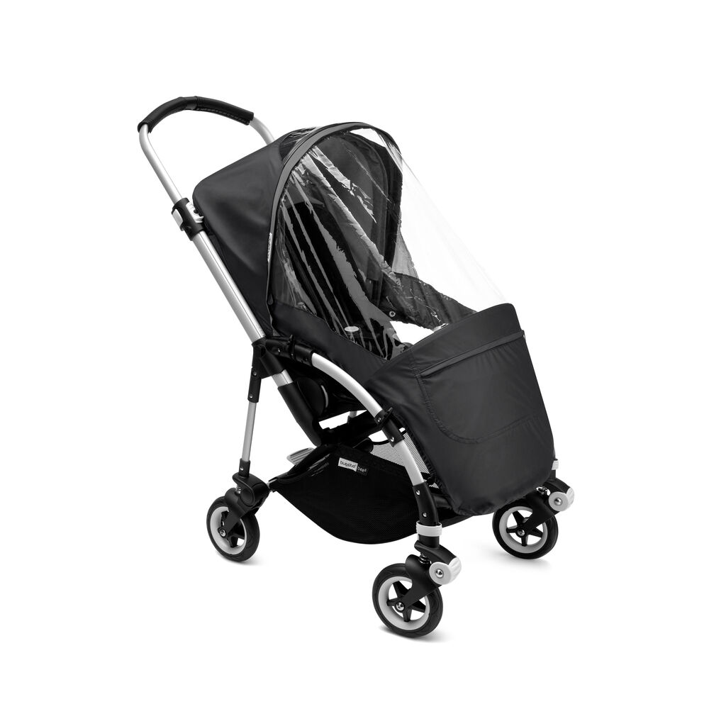 Image of   Bugaboo High Performance Regnslag Til Bee - Black