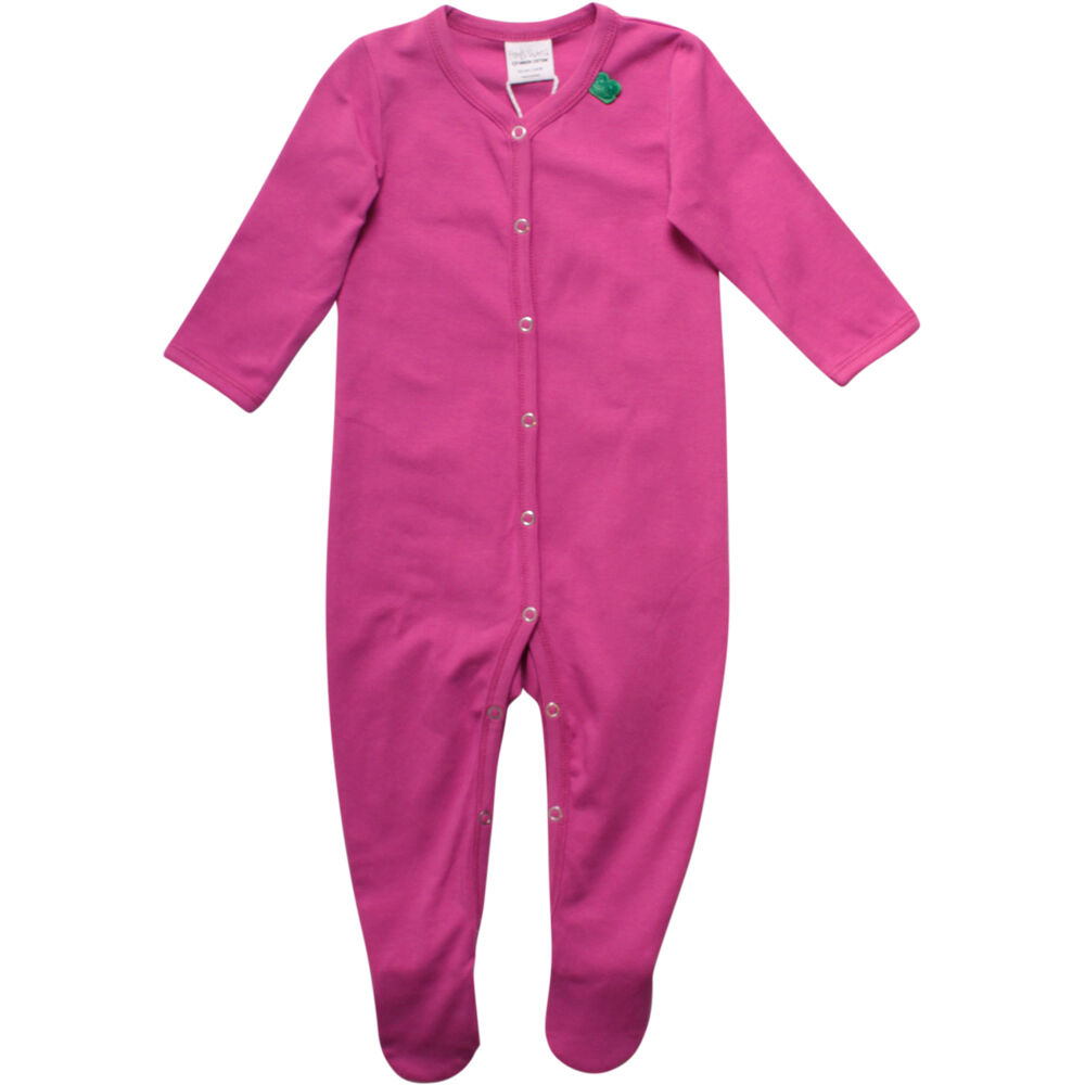Image of   Freds world Alfa Bodysuit Med Fødder - Violet