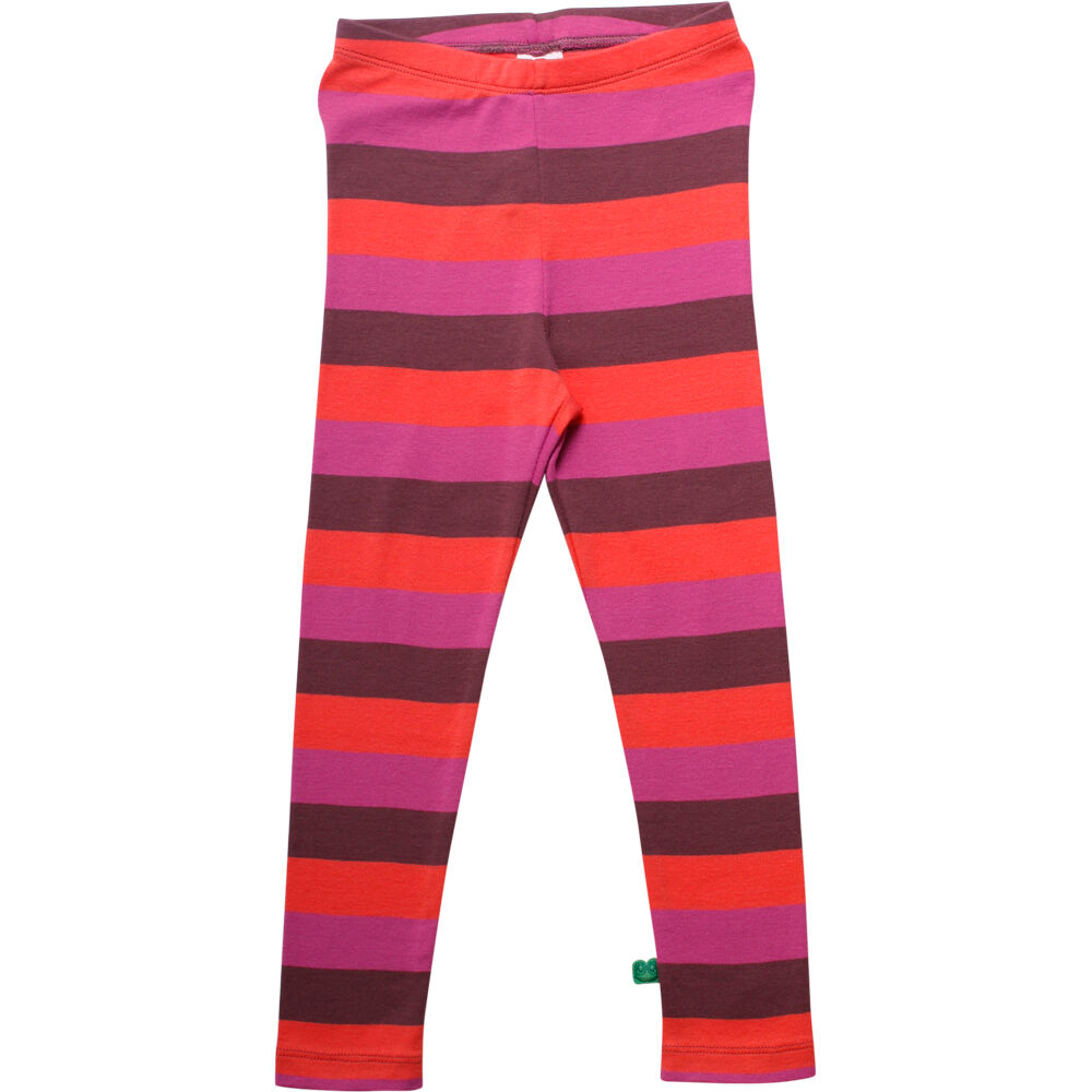 Freds world Multi Stripe Leggings - Plum Purple thumbnail