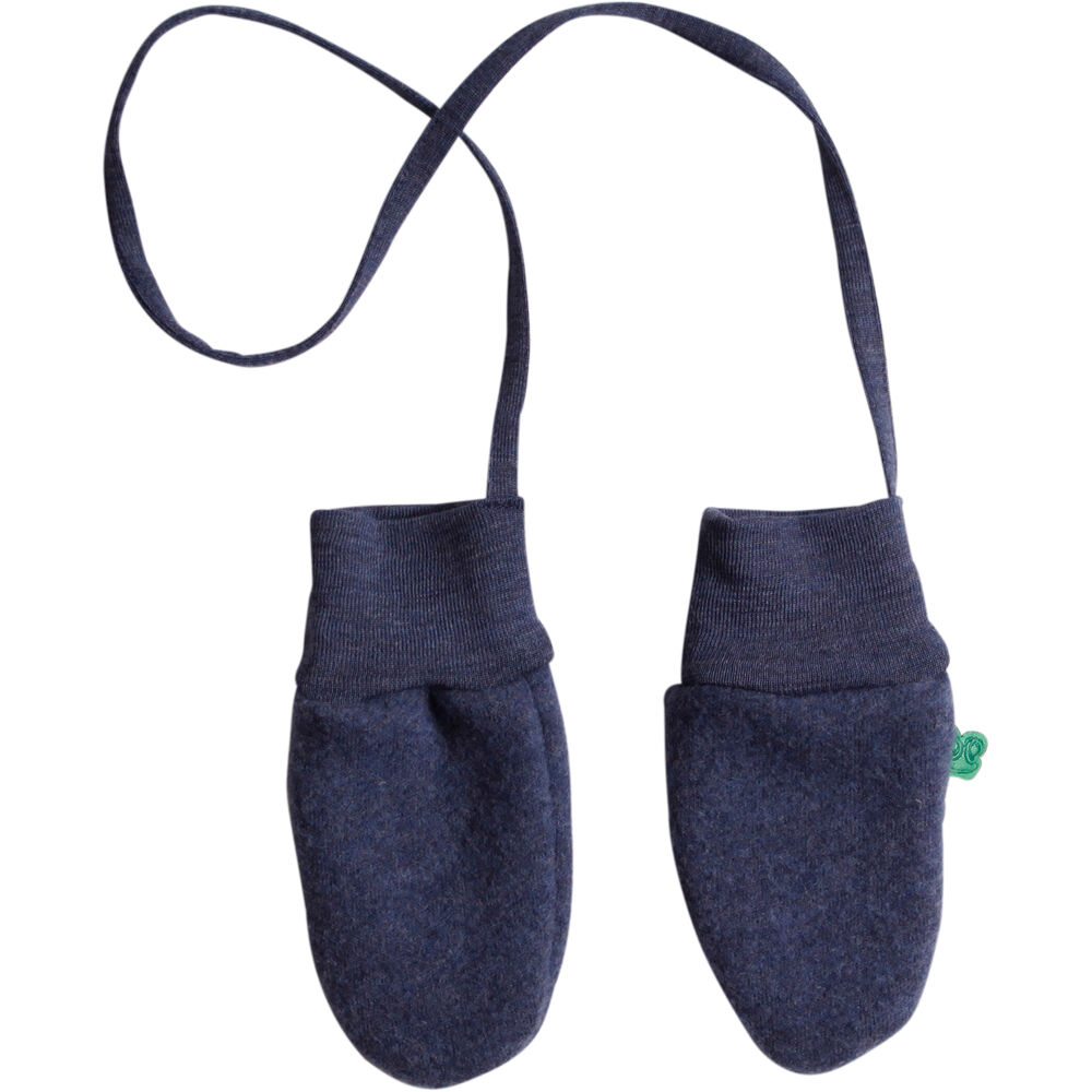 Image of   Freds world Wool Fleece Luffer - Navy Melange