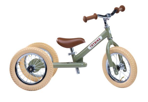 Trybike 3-Hjul, Grøn