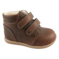 Begynder sko med Velcro - Brandy/-05