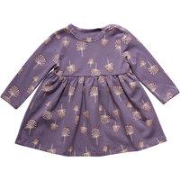 Flower Kjole - Purple