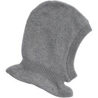 Strikket Elefanthue - 0224 Melange Grey