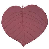 Leaf Babytæppe - Dream Rose