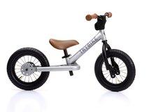 Trybike 2-Hjul, Sølv