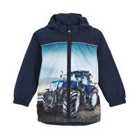 Jakke Med Traktor - 7721 Dress Blues