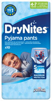 DryNites Natble 4-7 År Dreng