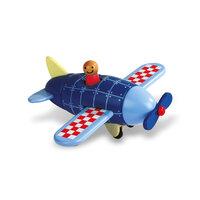 Magnetisk Samlesæt - Flyvemaskine