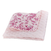 Nordic Zen Tæppe Quiltet Soft Blossom