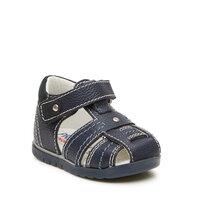 Sandal Med Lukket Tå - Dark Blue