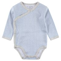 Slå Om Bodystocking - 03-89 Baby Blue