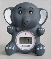 Badetermometer - Elefant