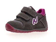 Sneakers Med Dobbelt Velcro - 1B19