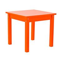 Mads Børnebord - Orange