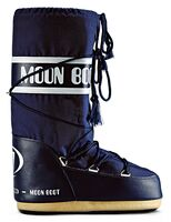Moon Boot Nylon - Blå