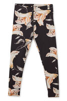 Leggings - Lilium Flower