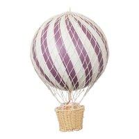Luftballon 20 cm - Plum