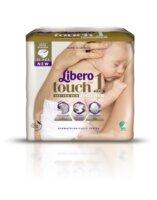 Touch Størrelse 1 Newborn 2-5 kg