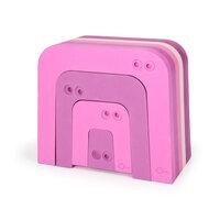 Stor Myrersluger - Multi Pink