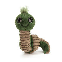Wiggly Orm, Grøn 16 cm